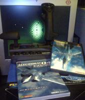 acecombat04&FlightStick1&SOFTBANK攻略本