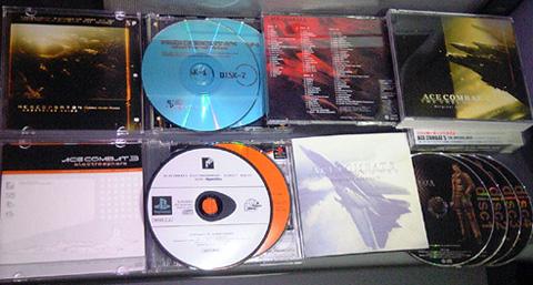 エースコンバット サウンドトラック