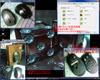 Logicool MX620、SIGMA SLATL01 ONYX