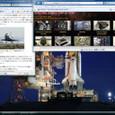 ハッブル宇宙望遠鏡改修終了、アトランティス帰還