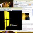 XPスクリーンセーバ