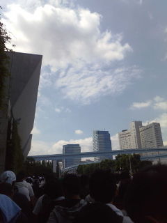 コミケ76二日目東館